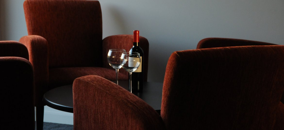 Breakfast In The Mercer Lounge