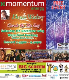 Denis Walter Carols By The Bay