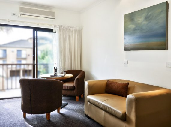Hotel Style Motel Rooms At Best Western Geelong